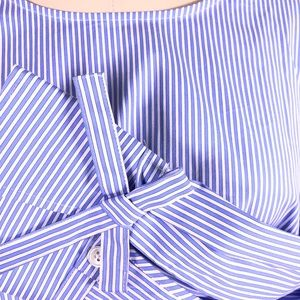 Talbots Tops - Talbots Button Back Bow Cuff Blouse
